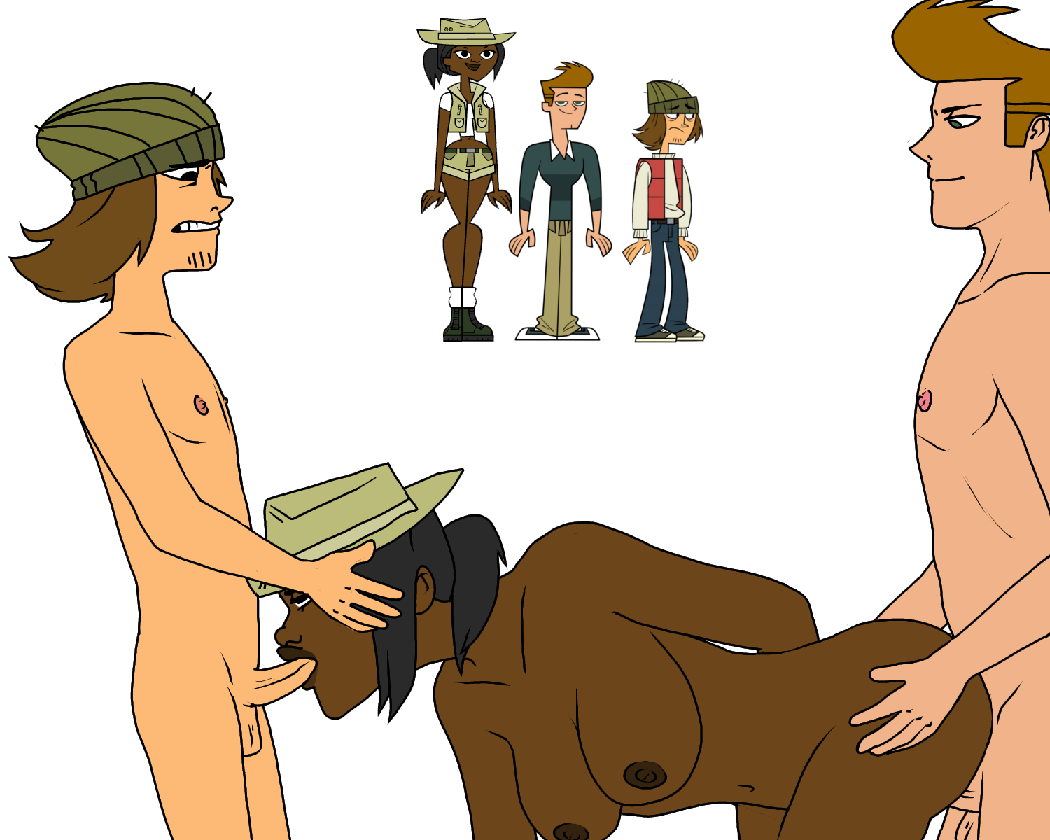 Not Total drama porn puasy licking thought differently