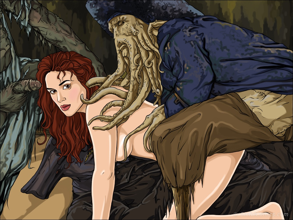 Pirates of the caribbean sex cartoon xxx scenes
