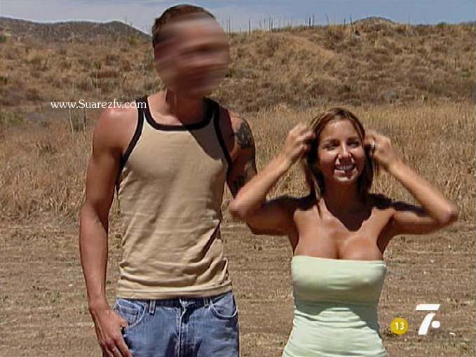 Fear factor big tits