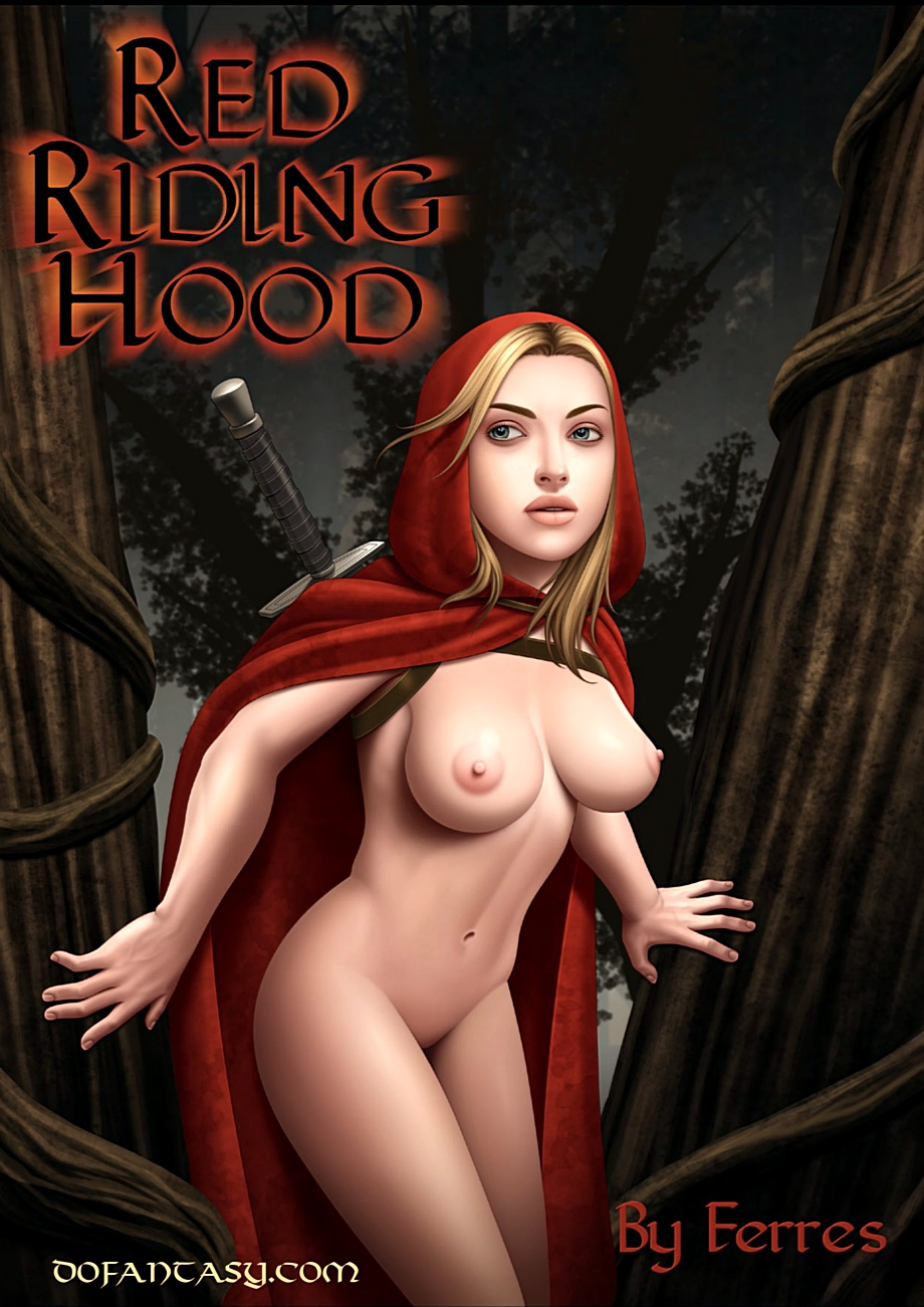 Sex girl red little ridding wood exploited image