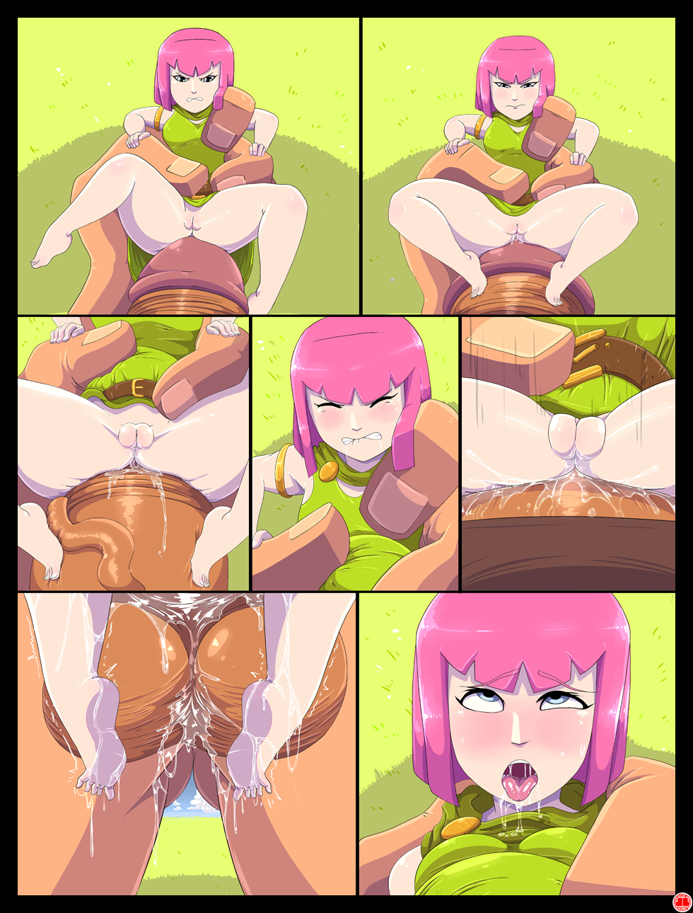 Archer hentai barbarian xxx naked video