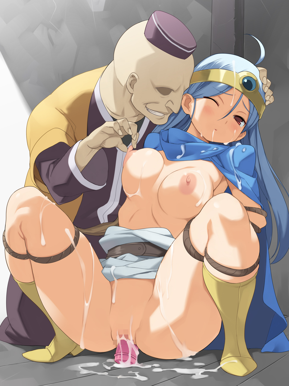 Blue dragon hentai cg fucked photos