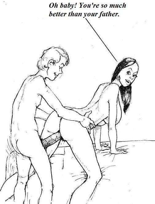 naked girls putting hose up them