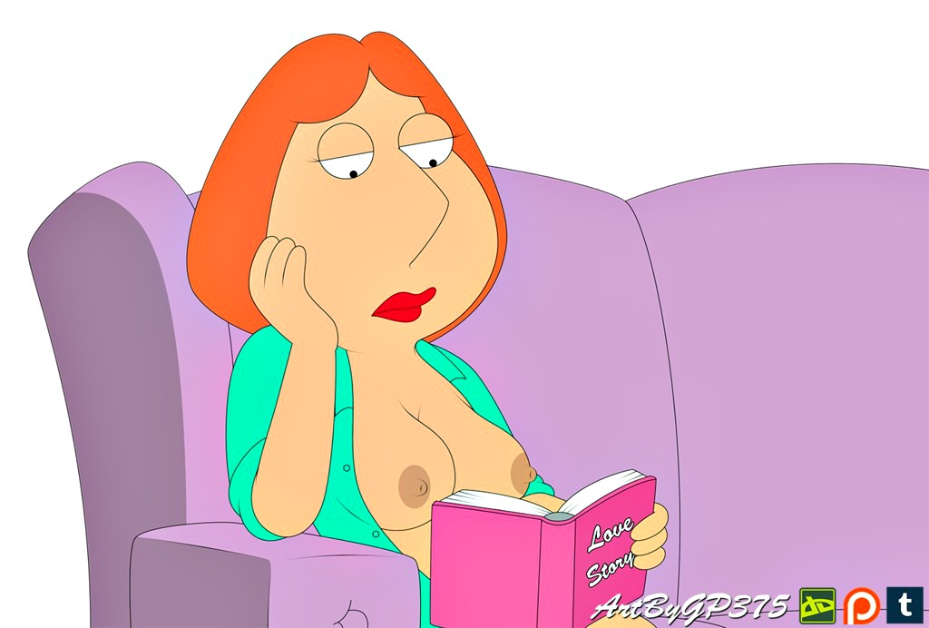 Deep lois griffin boob with