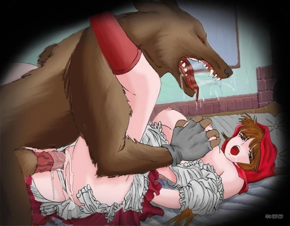 Секс Игра Красная Шапочка