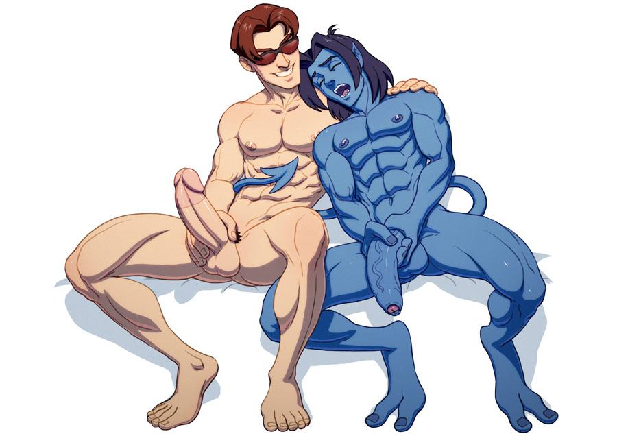 Гей Порно Пародии Люди Икс