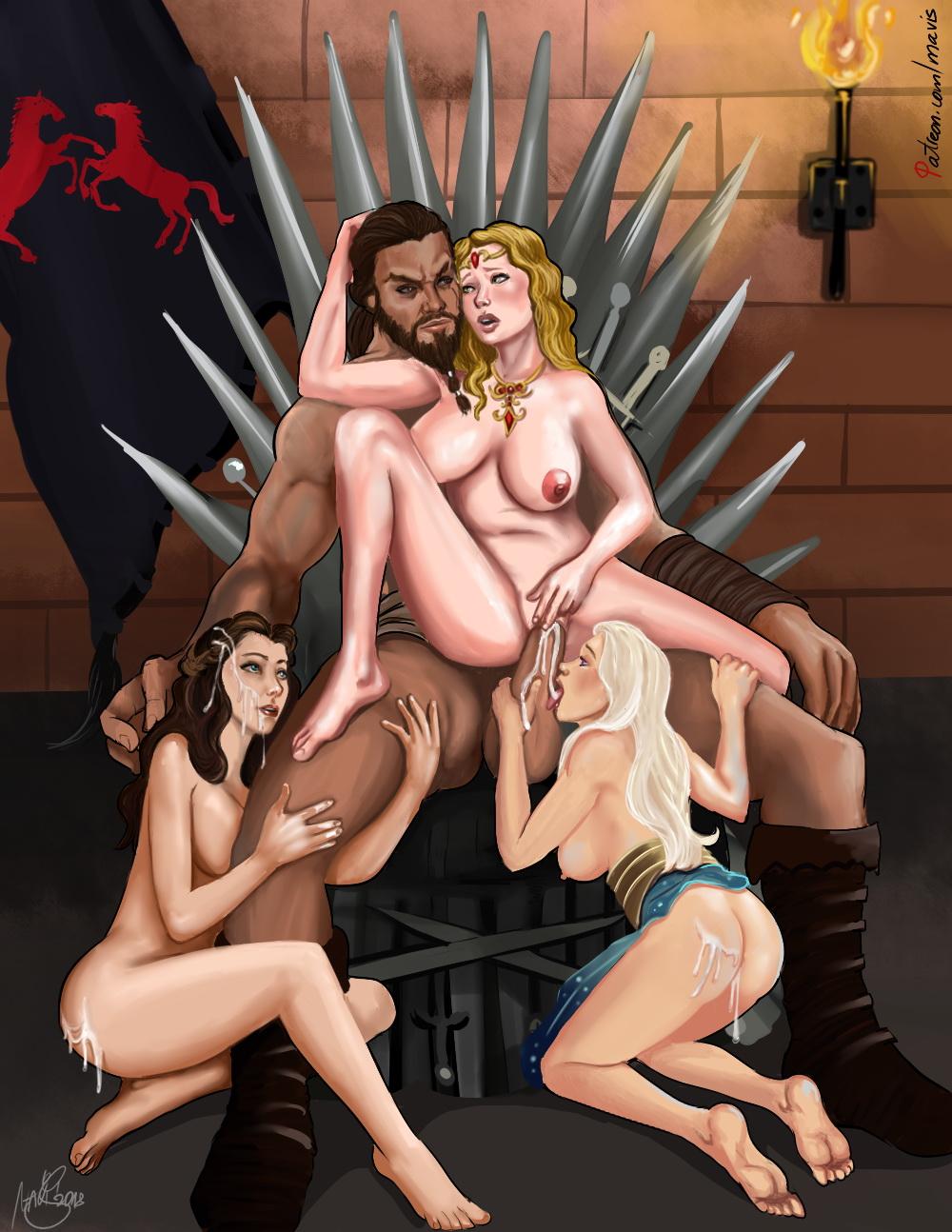 Игра Престолов 1 Секс