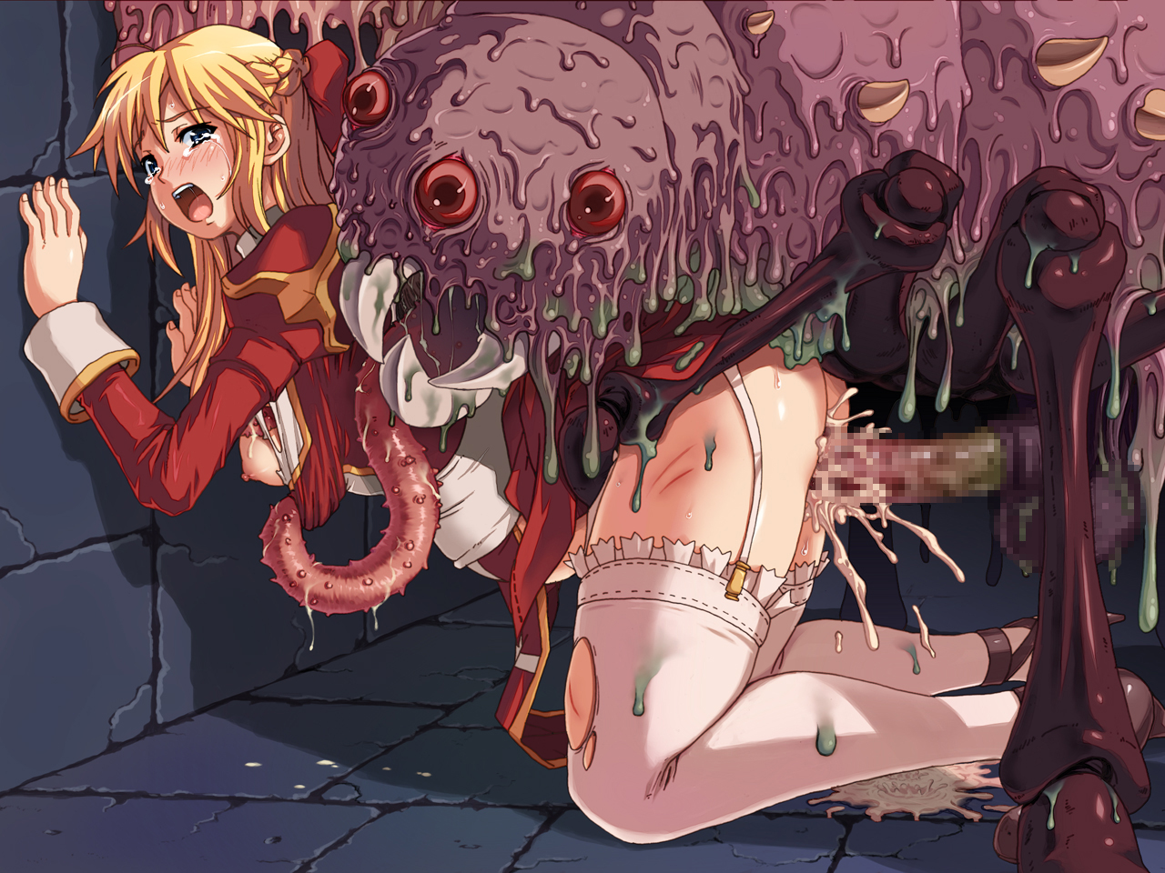 Hentai spider abuse sex clips