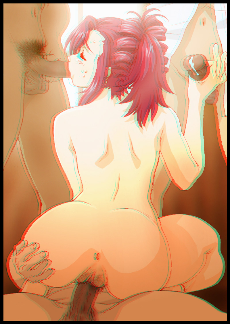 Red head hentai 3d sex scenes