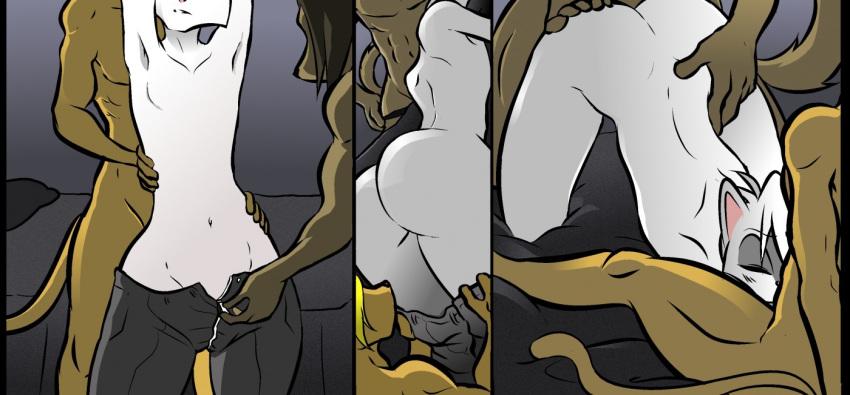 Крипипаста Гей Порно Комикс
