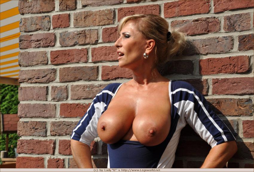Scandinavian mature nude women