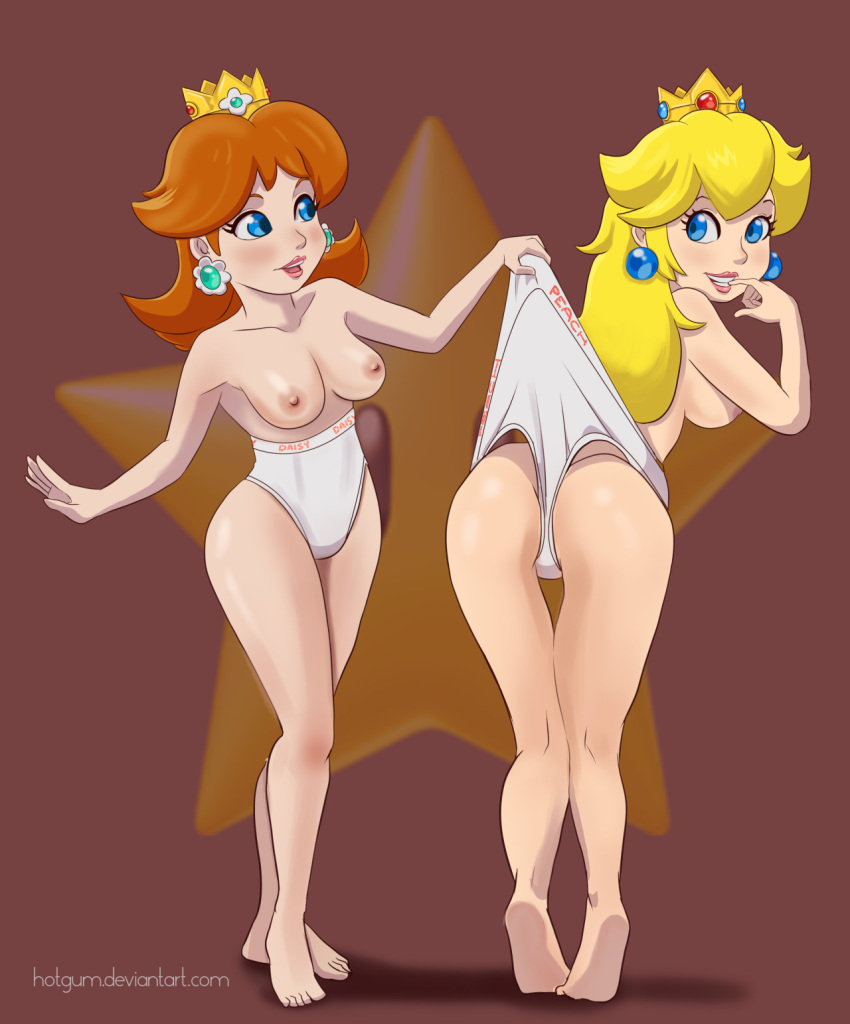 Princess peach topless adult models