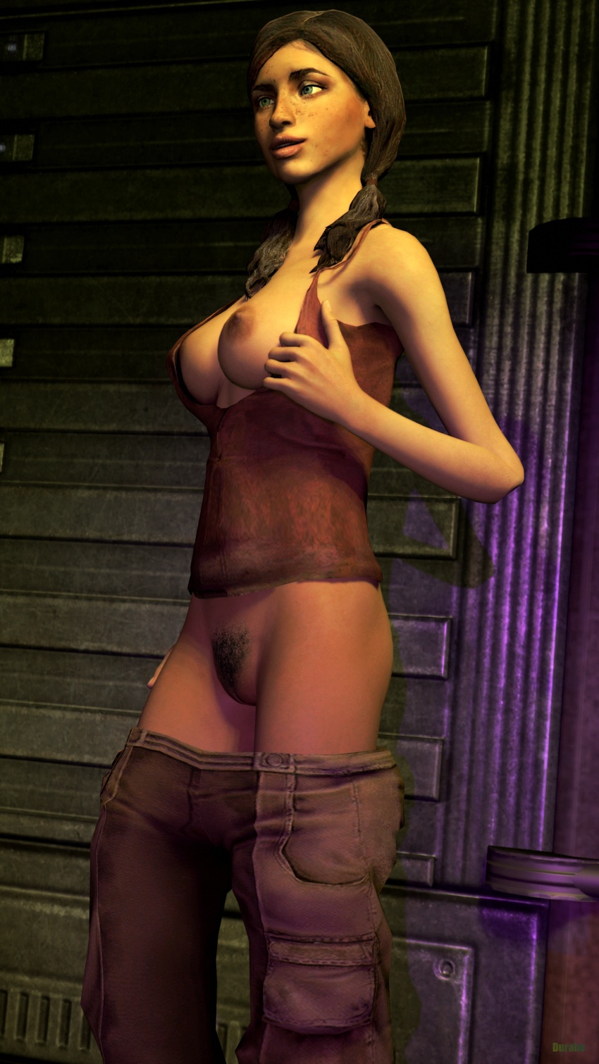 Dead space ellie nude exposed image