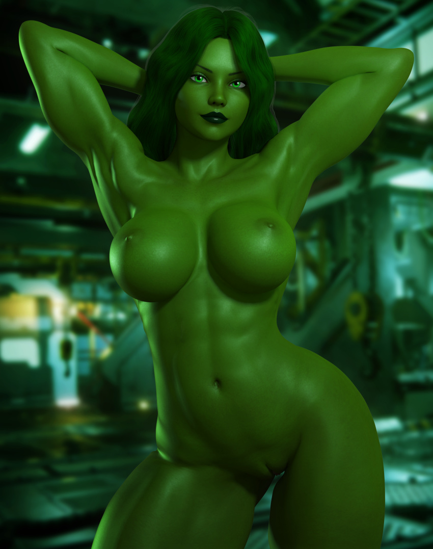 She Hulk Naked 25