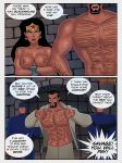 breasts dc_comics dcau justice_league sunsetriders7 vandal_savage vandalized_(sunsetriders7) wonder_woman rating:Explicit score:9 user:ShadowNanako