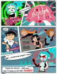 comic danny_fenton danny_phantom darkdp ember_mclain ghost jasmine_fenton madeline_fenton nude samantha_manson song_of_lust rating:Questionable score:2 user:ShadowNanako