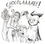 catsketch chocolate!_fish chocolate_rain count_cocofang death_note invader_zim mello spongebob_squarepants tay_zonday