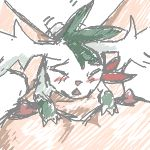 irene pokemon shaymin shaymin_sky_forme