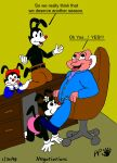 animaniacs dot_warner wakko_warner yakko_warner