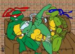 leonardo ramires raphael teenage_mutant_hero_turtles teenage_mutant_ninja_turtles venus_de_milo