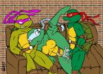donatello ramires raphael teenage_mutant_hero_turtles teenage_mutant_ninja_turtles venus_de_milo