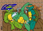 leonardo michelangelo ramires teenage_mutant_hero_turtles teenage_mutant_ninja_turtles venus_de_milo