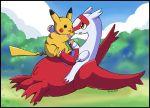 irene latias pikachu pokemon