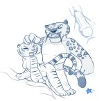 furry kung_fu_panda master_tigress tai_lung