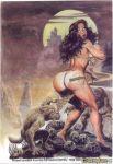 ass big_ass cavewoman coppertone meriem_cooper monster tan_line