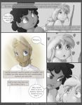 comic horse jay_naylor jay_naylor_(artist) tagme the_adventures_of_huckleberry_ann