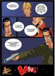 comic comics-toons gun peter_parker spider-man weapon