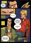 comic comics-toons english handcuffs spider-man