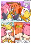 "amy_rose anus comic fellatio furry miles_""tails""_prower mobius_unleashed multiple_tails oral palcomix penis pussy sega sonic sonic_project_xxx_3 tail testicles text tikal"