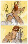 comic furry hilary_locke jollyjack phillip_m_jackson_(artist) shower_&_steam