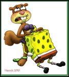 havock sandy_cheeks spongebob_squarepants tagme
