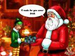 elf santa_claus sheanimale tagme