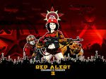 ak-47 animal bear boxxy command_&_conquer dragunov_sniper_rifle gun midriff military red_alert red_alert_3 rifle russian uniform wallpaper weapon