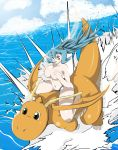 blitzer clair dragonite ibuki_(pokemon) pokemon topless