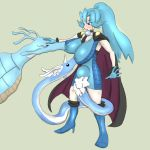 clair dragonair kingdra nintendo pokemon