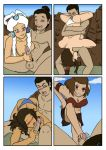 69 anus ass avatar:_the_last_airbender breasts comic deepthroat erect_nipples erection fellatio footjob hairless_pussy handjob huge_breasts incest katara nipples nude oral penis pussy pussy_juice sokka spread_legs suki ty_lee