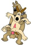 animal_sex dog gromit wallace_and_gromit