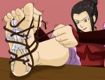 avatar azula feet foot_fetish giantess miniboy tagme