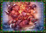 christmas eva katie total_drama_island wagner