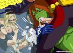 aqualad arabatos black_canary conner_kent dc dcau miss_martian rape red_arrow superboy young_justice