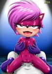 1girl mobius_unleashed pink_fur sonia_the_hedgehog sonic_underground tagme