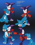 digimon yaoi impmon male_only tagme veemon