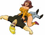johnny_bravo scooby-doo tagme velma_dinkley