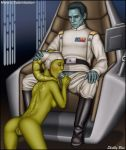 alien ass chiss clothed_male_nude_female fellatio grand_admiral_thrawn hera_syndulla interspecies oral pussy shabby_blue star_wars star_wars_rebels twi'lek