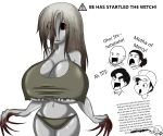 big_breasts blacksen breasts coach ellis left_4_dead left_4_dead_2 nick rochelle the_witch witch_(left4dead)
