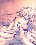 1boy gay kuroko_no_basuke kuroko_tetsuya male male_focus masturbation solo yaoi